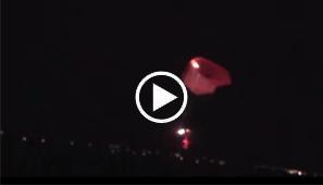 טרקטורון מעופף טיסת לילה