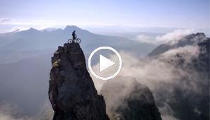 רכיבת צוקים אופני הרים