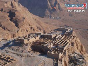 extreme israel - Masada from above