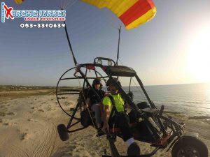 Attractions in Tel Aviv flying ATV extreme israel