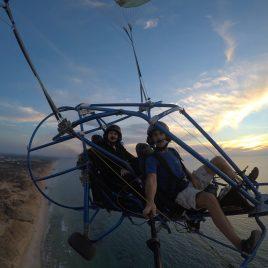 מסלול הזהב – 40 דקות טיסה בטרקטורון מעופף וצילום  *המסלול המומלץ